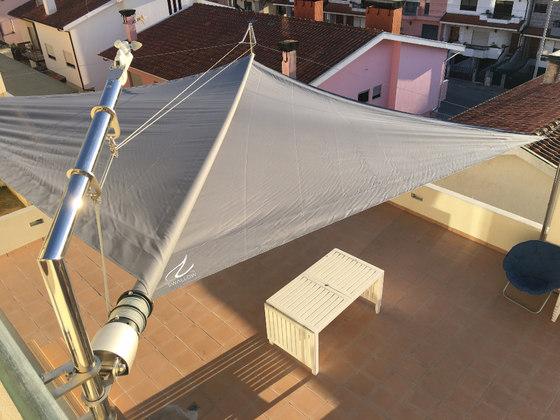 Swallow | Shading system by OTIIMA | Parasols