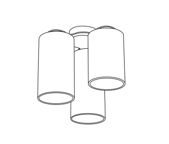 Carillon R3 de Passion 4 Wood | Lámparas de techo