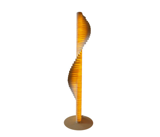 Helix by Passion 4 Wood | Free-standing lights