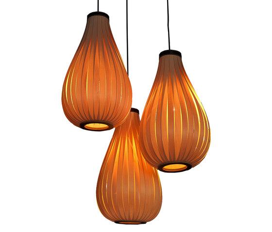 Rain de Passion 4 Wood   Lámparas de suspensión