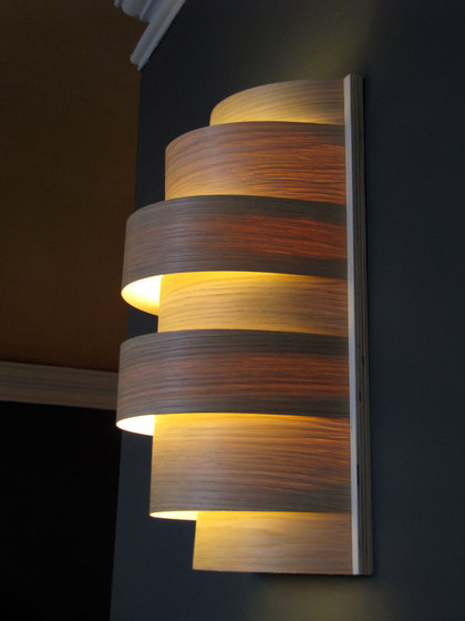 Seven Oak de Passion 4 Wood | Lámparas de pared