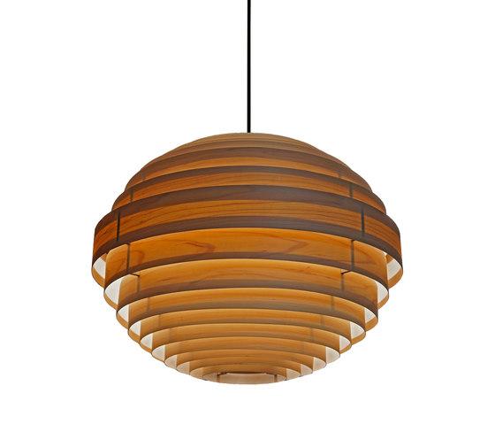 Sphere M de Passion 4 Wood   Lámparas de suspensión