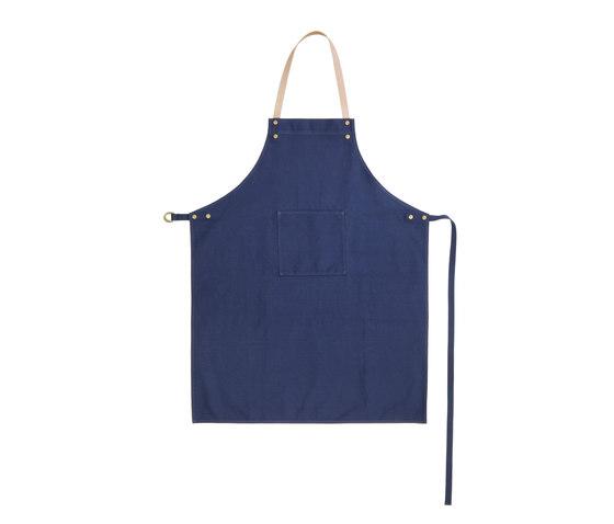 Apron - Blue by ferm LIVING | Kitchen accessories