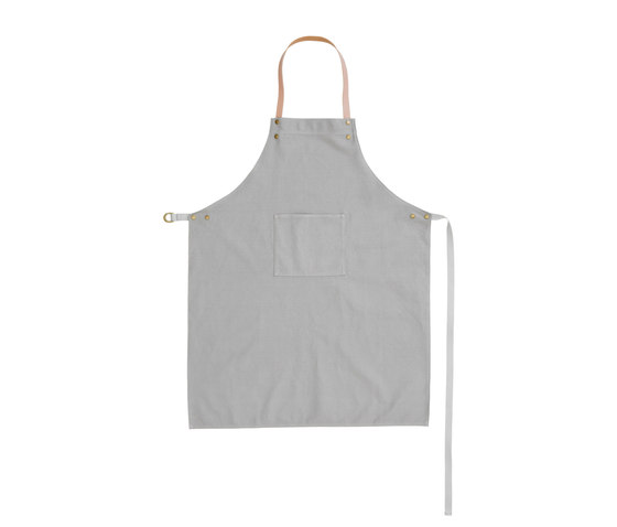 Apron - Grey by ferm LIVING   Kitchen accessories