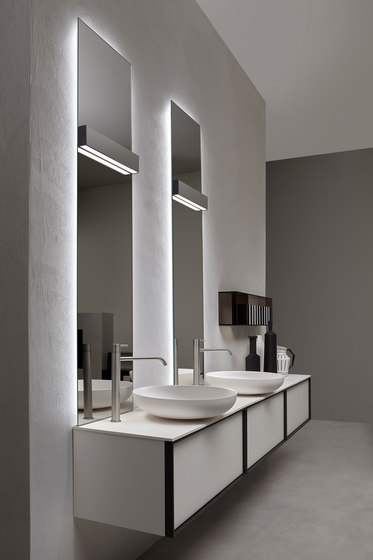Lucente by antoniolupi | Wall mirrors