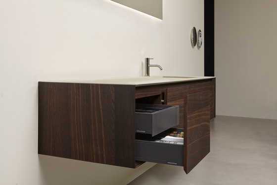 Pantarei New Wood by antoniolupi | Vanity units