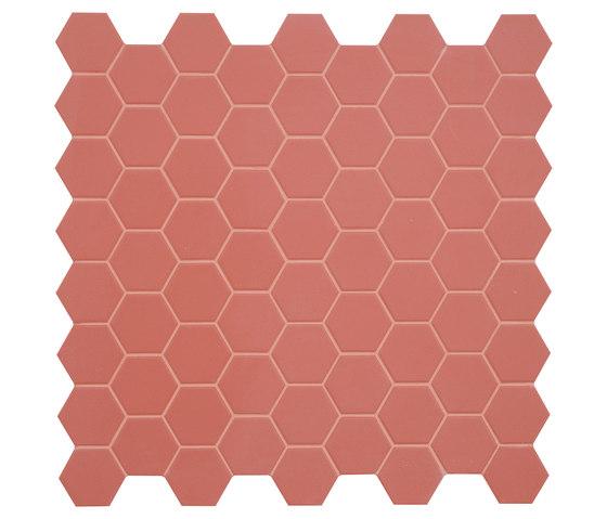 Hexa | Mosaic Cherry Pie di TERRATINTA GROUP | Mosaici ceramica