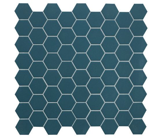 Hexa | Mosaic Ocean Wave by TERRATINTA GROUP | Ceramic mosaics