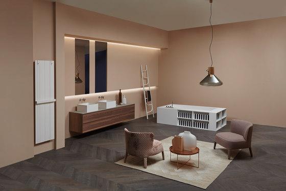 Piana New Wood di antoniolupi | Mobili lavabo