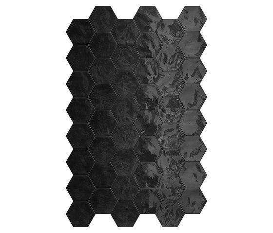 Hexa   Wall Black Swan di TERRATINTA GROUP   Piastrelle ceramica