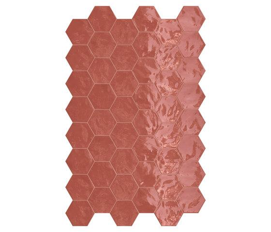Hexa | Wall Cherry Pie by TERRATINTA GROUP | Ceramic tiles