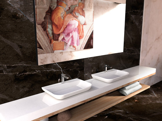 Desideri - Charis Washbasin by Graff | Wash basins
