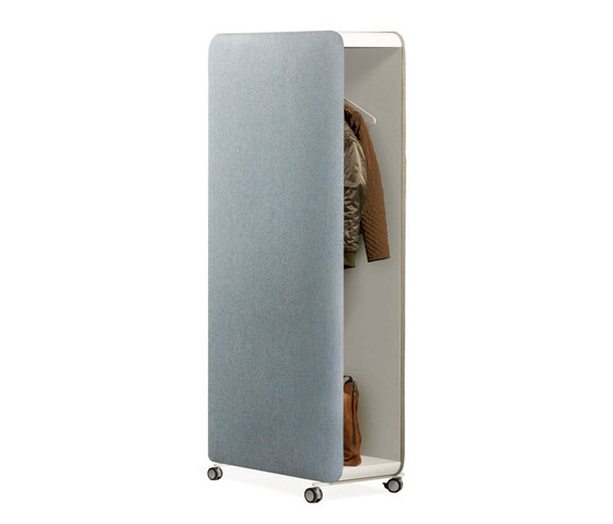 Pillow space wardrobe di Cascando | Sistemi partizioni