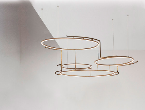 NOUVELLE COLLECTION | BROCHE M/L by DCW éditions | Suspended lights