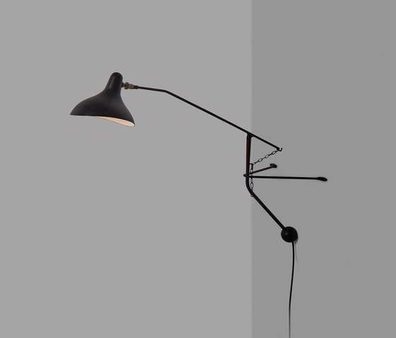 MANTIS | BS2 Mini by DCW éditions | Wall lights