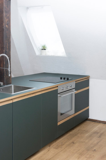 LL_Kitchen by bartmann berlin | Fitted kitchens