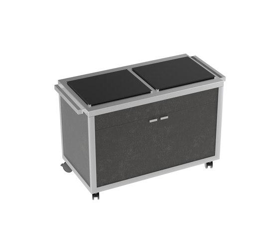 Cooling tops sation de La Tavola | Cocinas modulares