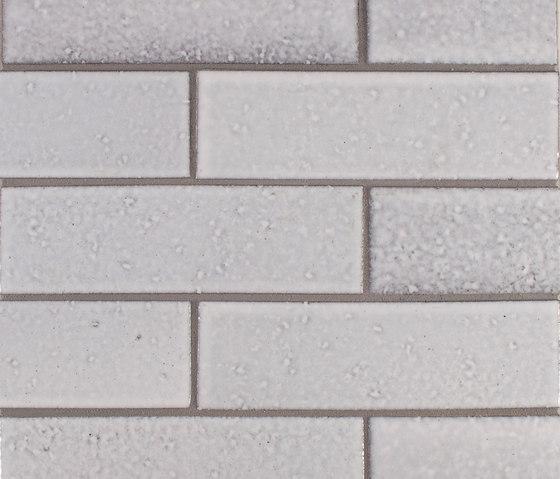 2x8 Brownstone Brick de Pratt & Larson Ceramics   Carrelage céramique