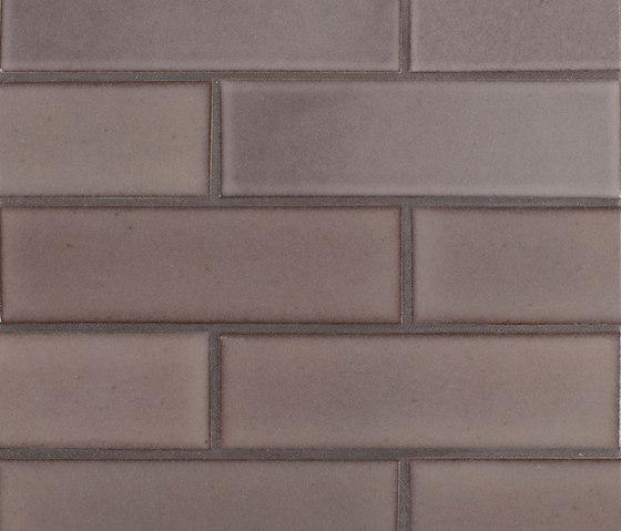 2x8 Brownstone Smooth de Pratt & Larson Ceramics | Carrelage céramique