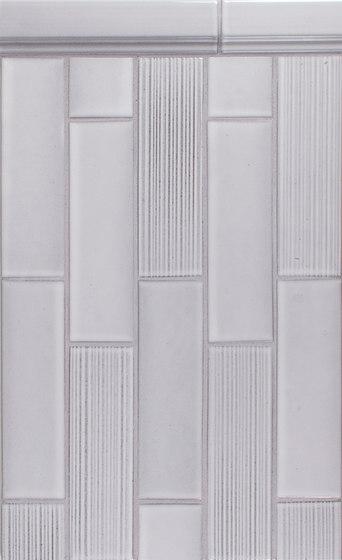 "Brownstone 8"" Brownstone Cap   2x8 Smooth   Raked de Pratt & Larson Ceramics   Carrelage céramique"