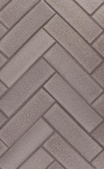Brownstone 2x8 Brick by Pratt & Larson Ceramics | Ceramic tiles