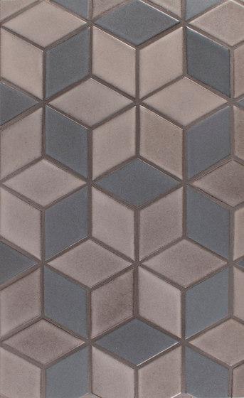 Brownstone Diamonds de Pratt & Larson Ceramics   Carrelage céramique