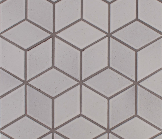 Brownstone Diamond Pattern #1 de Pratt & Larson Ceramics | Carrelage céramique