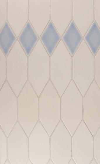 "Small Picket and 3"" Diamond de Pratt & Larson Ceramics | Baldosas de cerámica"