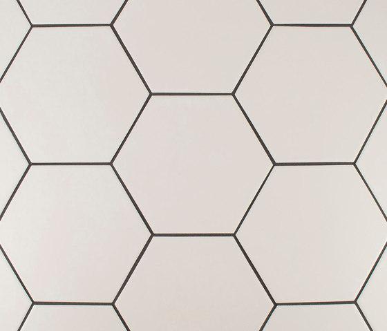 "8"" Hexagon de Pratt & Larson Ceramics   Carrelage céramique"