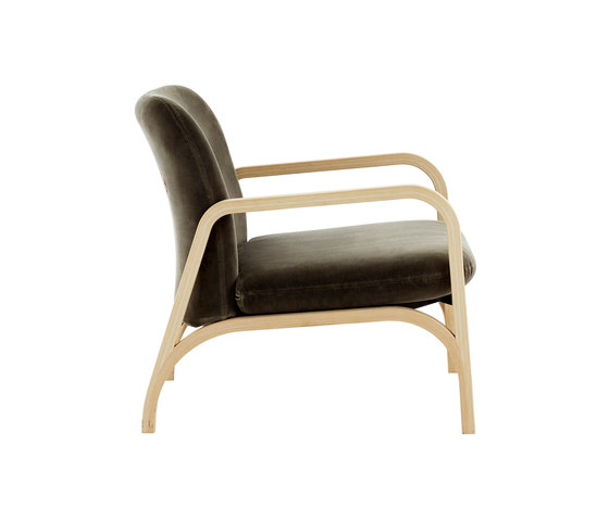 Button easy chair by Swedese | Armchairs