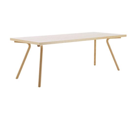 Bespoke Angle 200 x 90 de Swedese | Tables de repas