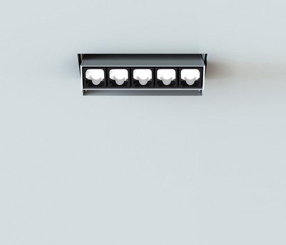 Leva by Lucifero's | Recessed ceiling lights