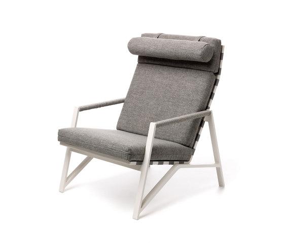Cottage   Lounge Armchair de Talenti   Fauteuils de jardin