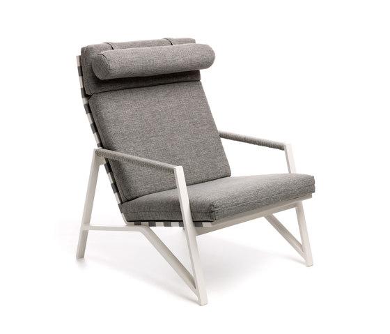Cottage | Lounge Armchair de Talenti | Fauteuils