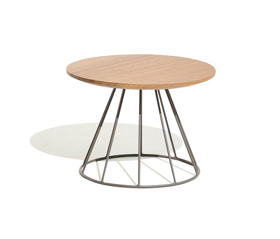 Illa low/coffe table Ø60x40 by Bivaq | Coffee tables