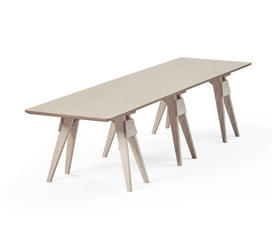 Arco Benchtop by Design House Stockholm | Dining tables