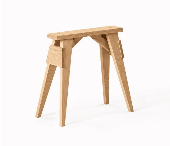 Arco Trestles Mini Set of 3 by Design House Stockholm | Trestles