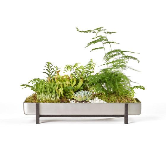 Greenery Flower Tray di Design House Stockholm | Vasi piante