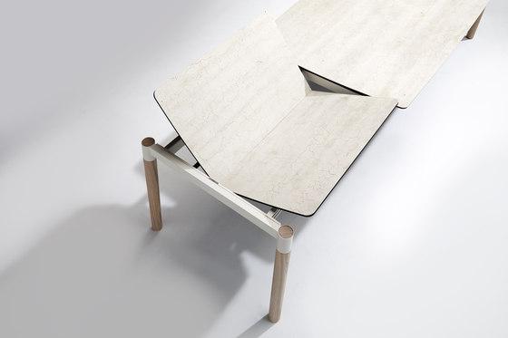 Köln pata madera de Mobliberica | Mesas comedor