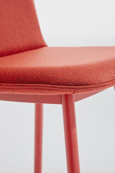 Köln metal legs by Mobliberica | Chairs
