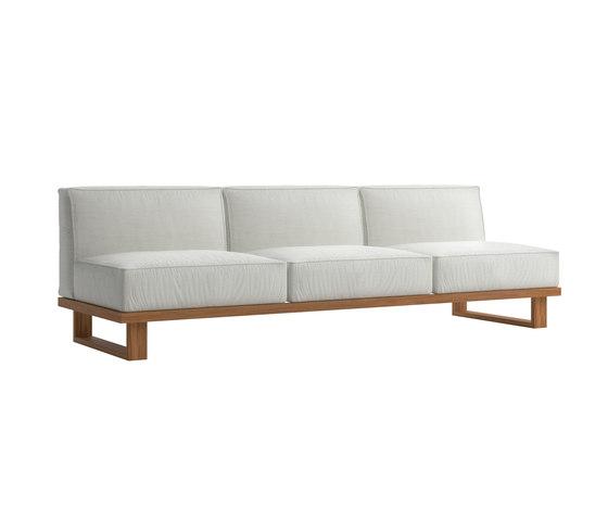 9.ZERO Modular Sofa Central 3S von Atmosphera | Sofas