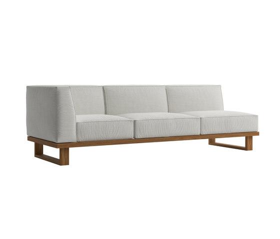 9.ZERO Modular Sofa Corner 3S by Atmosphera | Sofas