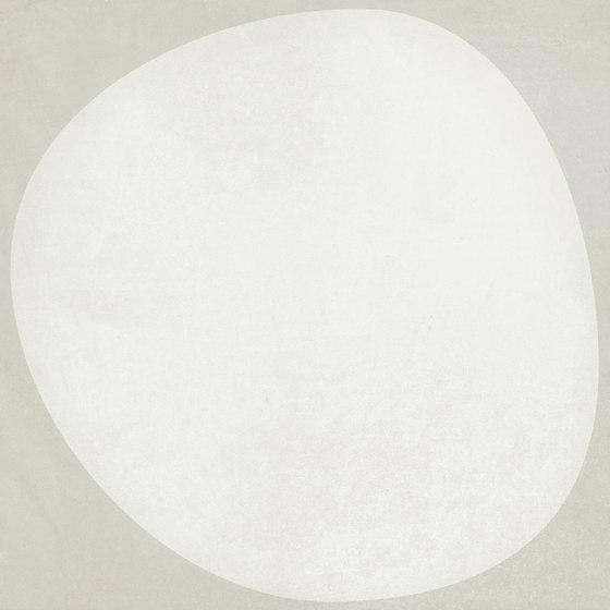 Futura | Drop White de 41zero42 | Carrelage céramique