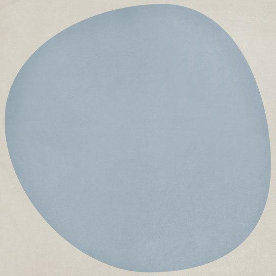 Futura | Drop Blue by 41zero42 | Ceramic tiles