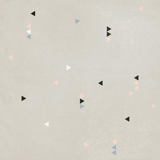 Futura | Triangles by 41zero42 | Ceramic tiles