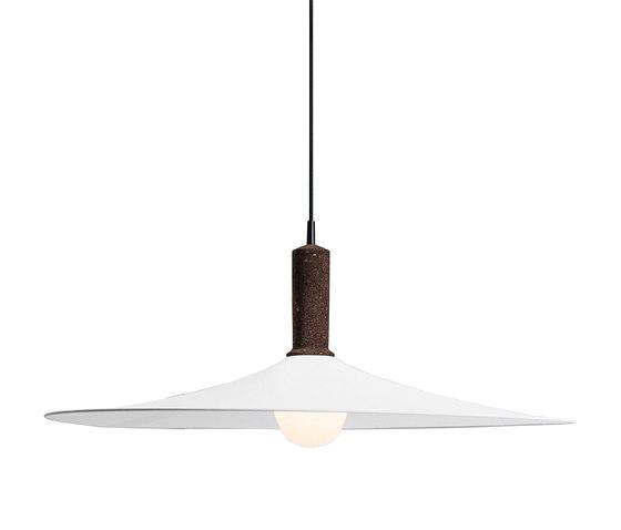 Korlux Cone Lycra de Discipline | Lámparas de suspensión