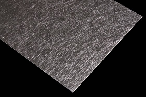 Stainless Steel | 820 | Angelhair very rough - long line by Inox Schleiftechnik | Metal sheets