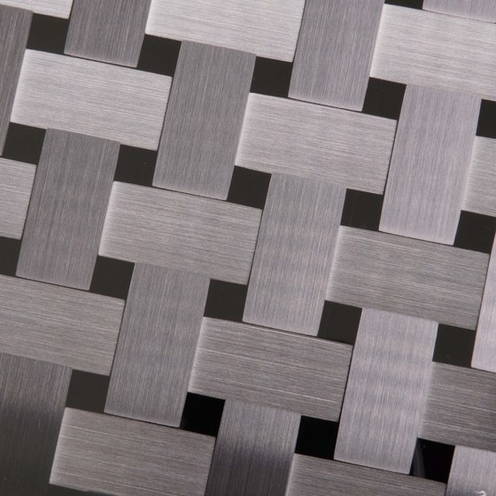 Stainless Steel | 120 | Carbon by Inox Schleiftechnik | Sheets