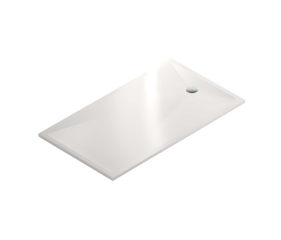 Silestone ShowerTray Exelis by Cosentino | Shower trays