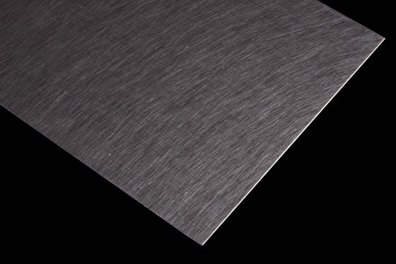 Stainless Steel | 680 | Angelhair longline by Inox Schleiftechnik | Metal sheets